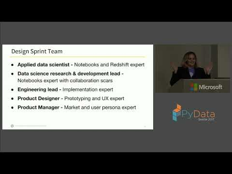 Saranga Komanduri, Lori Eich - Moving notebooks into the cloud: challenges and lessons learned