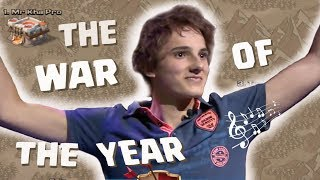 The War of the year - Clash of Clans song