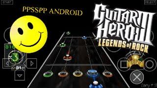 Jugar Guitar Hero 3 en PPSSPP Android