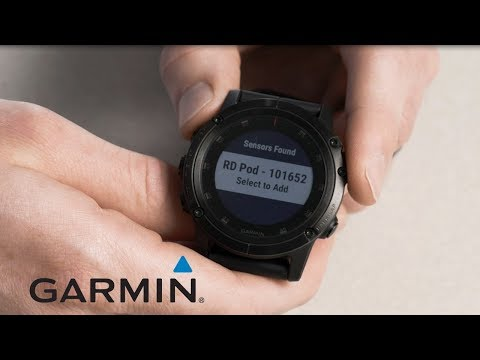 Support: Pairing An ANT+ Sensor With A Garmin Wearable