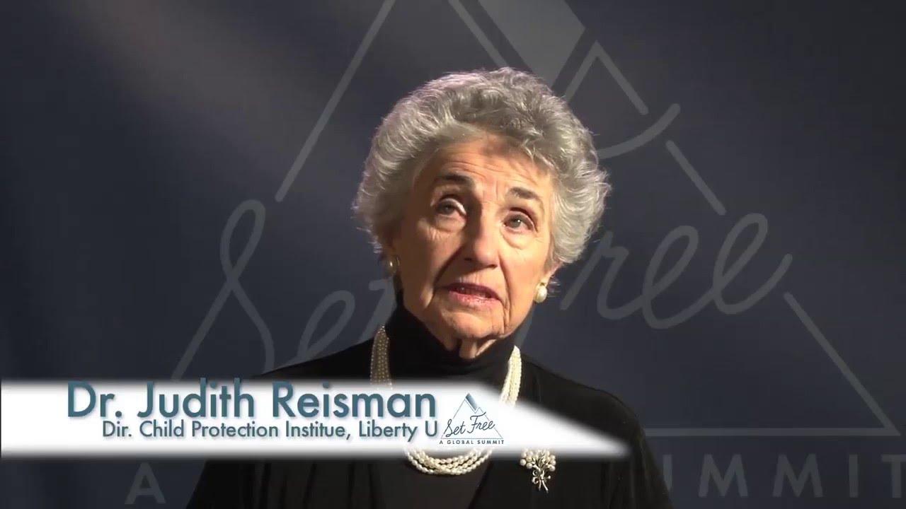 Dr Judith Reisman - YouTube