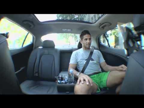 Fernando Verdasco - The Open Drive: Australian Open 2011
