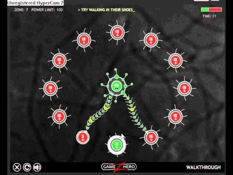 tentacle wars walkthrough