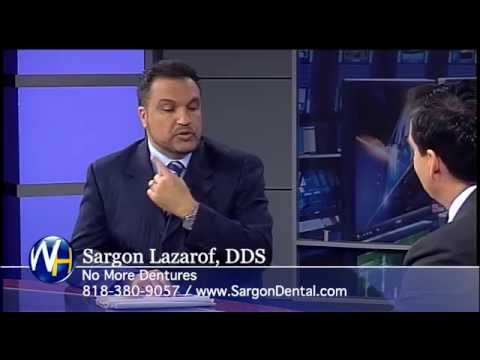 Immediate Dental Implants with Los Angeles Dentist Sargon La