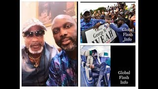 Koffi Olomide Libéria George Weah Élu Président