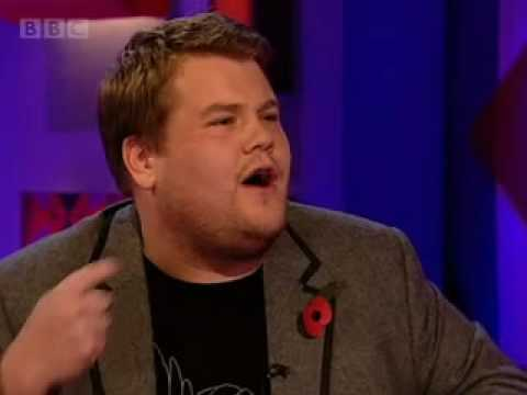 James Corden's 'Lost' Hand - Jonathan Ross - BBC One