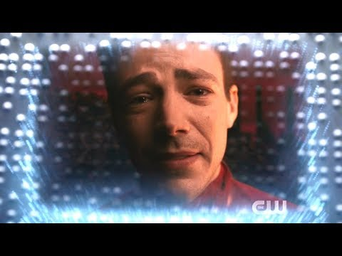 The Flash 5x18 Nora sees Barry&39;s message from the time Vault