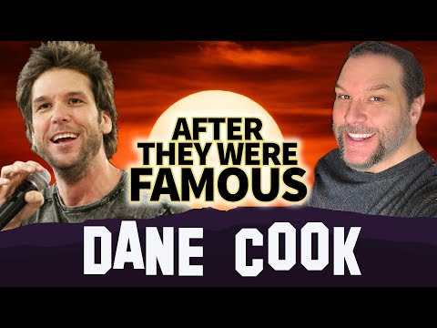 DANE COOK  AFTER They Were Famous  Biography