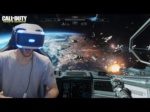 REAL LIFE SPACE FIGHTS! (PlayStation VR)