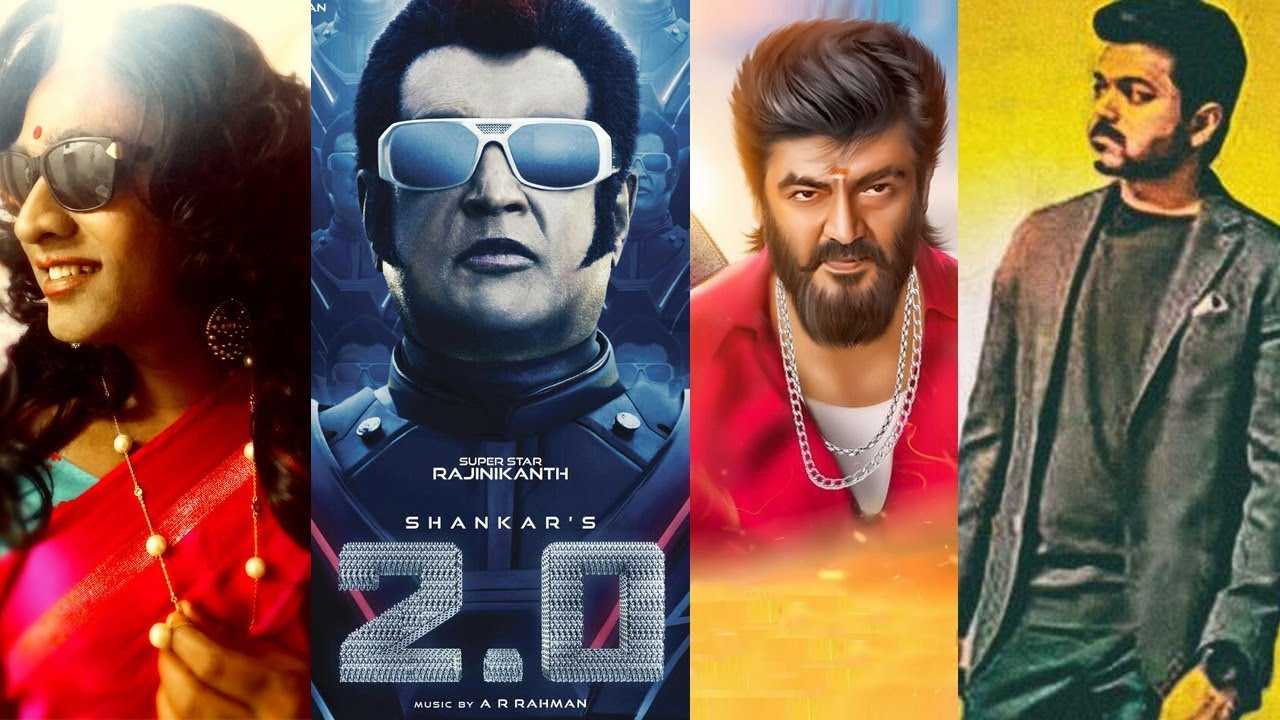 Top 10 Most Expected Tamil Movies Of 2018