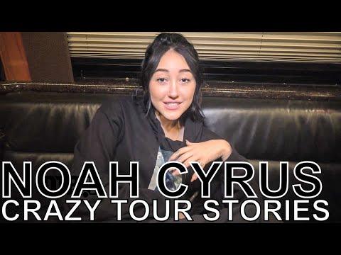 Noah Cyrus - CRAZY TOUR STORIES Ep. 648