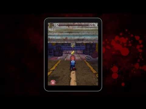 Chucky: Slash & Dash - Gameplay Trailer