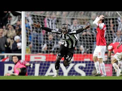 Newcastle United's Youtube channel is broadcasting the full 2011 game vs. Arsenal. The game where they complete a 4 goal comeback in the second half to tie the game.