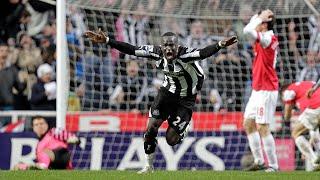 Newcastle United 4 Arsenal 4 | 2011 | Full 90 Minutes