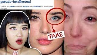 Exposing Sarah Mcdaniel & Bright Ocular