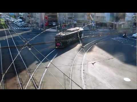 'DEN DEN' of Kagoshima City Tram on MAR 21, 2013