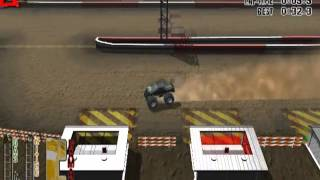 Gameplay Monster Truck Racing - Extreme Offroad Demo