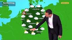 Wetter heute: Die aktuelle Vorhersage (25.01.2019)