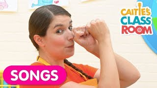 Rock Scissors Paper | Nursery Rhymes from Caitie's Classroom