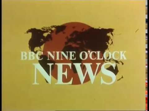 BBC1 Nine O'Clock News - Wednesday 5th September 1979