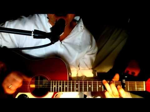 Schneewalzer ~ Peter Alexander ~ Cover ~ Akustikgitarre Fender Sonoran SCE CAR