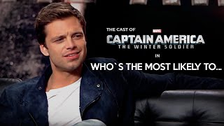Takeover with The Cast of Captain America: The Winter Soldier   MTV Movies [LEGENDADO]