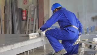Anima rinforzata per pareti in cemento armato