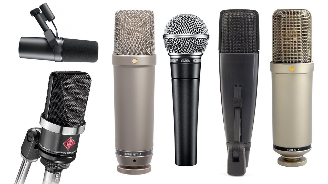top 7 best home studio microphones under 700 microphone for vocals 2019 youtube. Black Bedroom Furniture Sets. Home Design Ideas