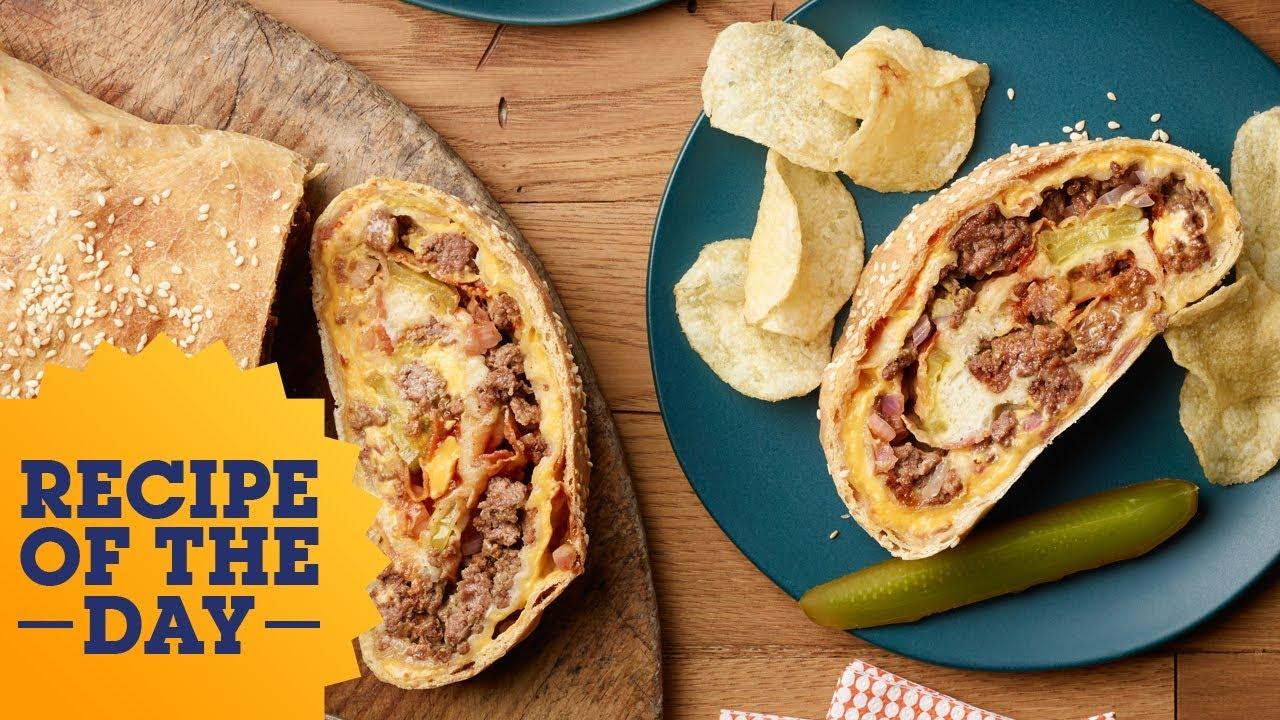 Garbage Bread Recipe Food Network