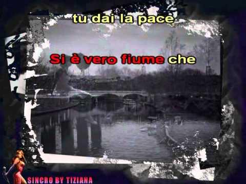BARCAROLO ROMANO - LANDO FIORINI BASE MUSICALE KARAOKE CON TESTO