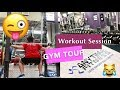 GYM TOUR + WORKOUT SESSION @ Anytime Fitness Malaysia