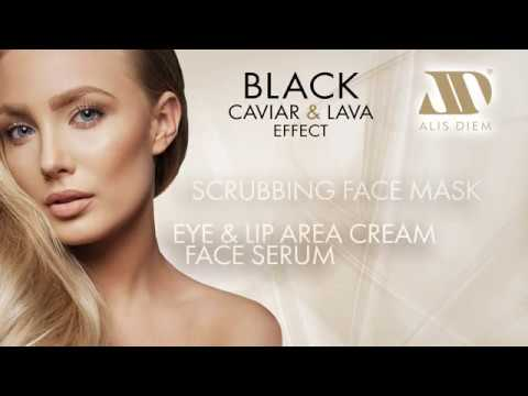 BLACK CAVIAR & LAVA EFFECT - Creams & Face Masks
