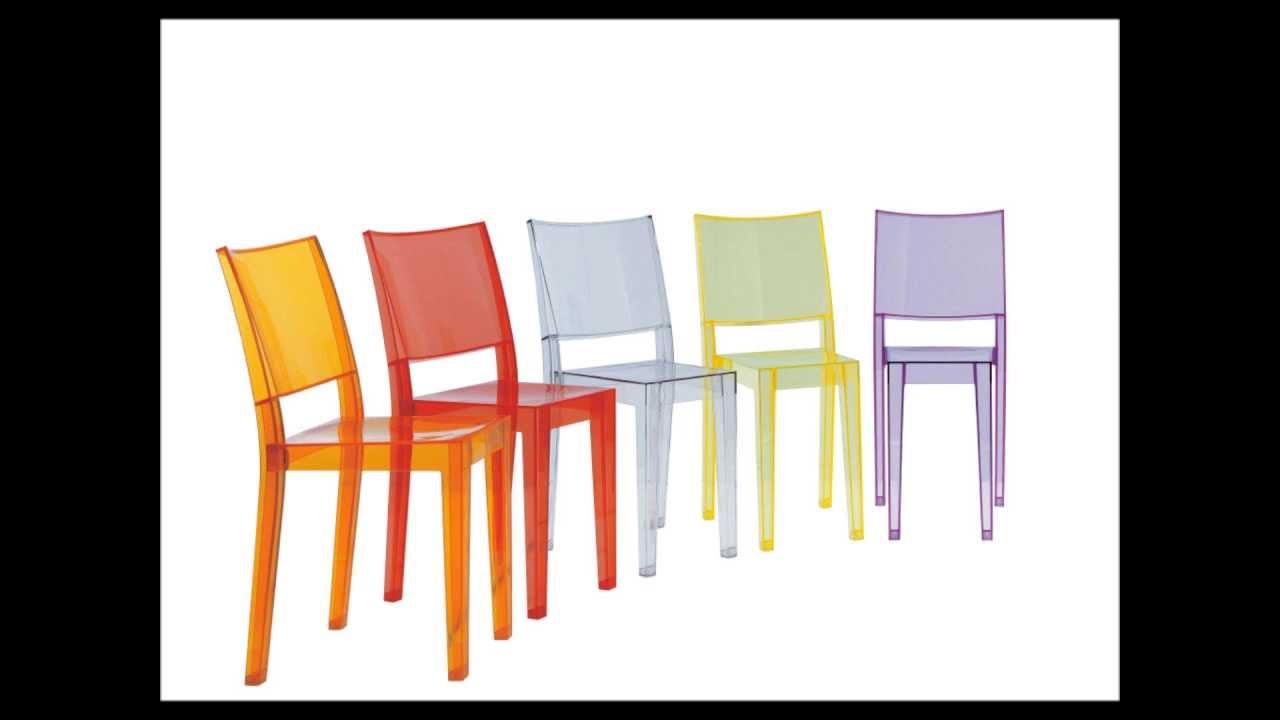 Kartell La Marie Chairs - Ice Interiors - YouTube