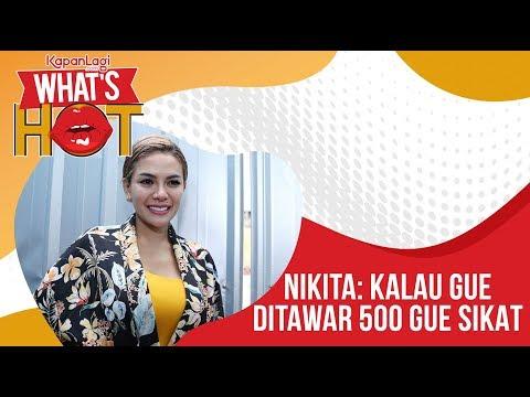 Ramai Prostitusi Online, Nikita Mirzani: Gue Nggak Laku Dijual Mp3