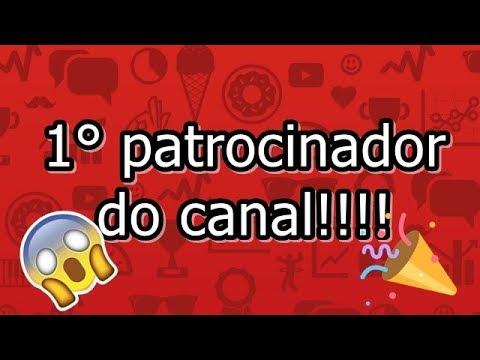 1° PATROCINADOR DO CANAL!!! (Loja ESTILOS FASHION)