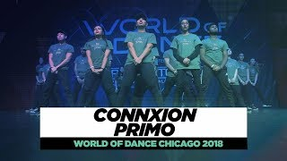 Connxion Primo | Showcase | World of Dance Chicago 2018 | #WODCHI18