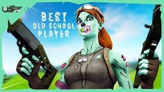 We Recruited the BEST Old School Player on Fortnite! He's INSANE...