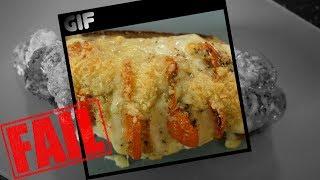 Проверка рецепта: Куриное филе на гренке (Гифка)