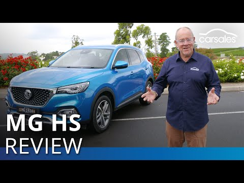 2020 MG HS Vibe And Excite Review   Carsales