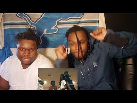 Sada Baby Ft Drego - Bloxk Party | Reaction !!