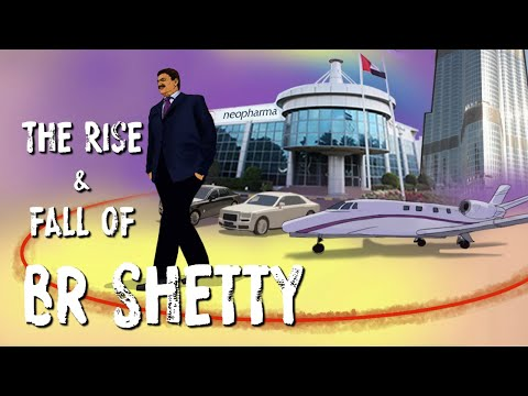 The BR Shetty Story: How One Of UAE's Most Successful Entrepreneurs Went Bust!