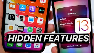iOS 13 Hidden Features