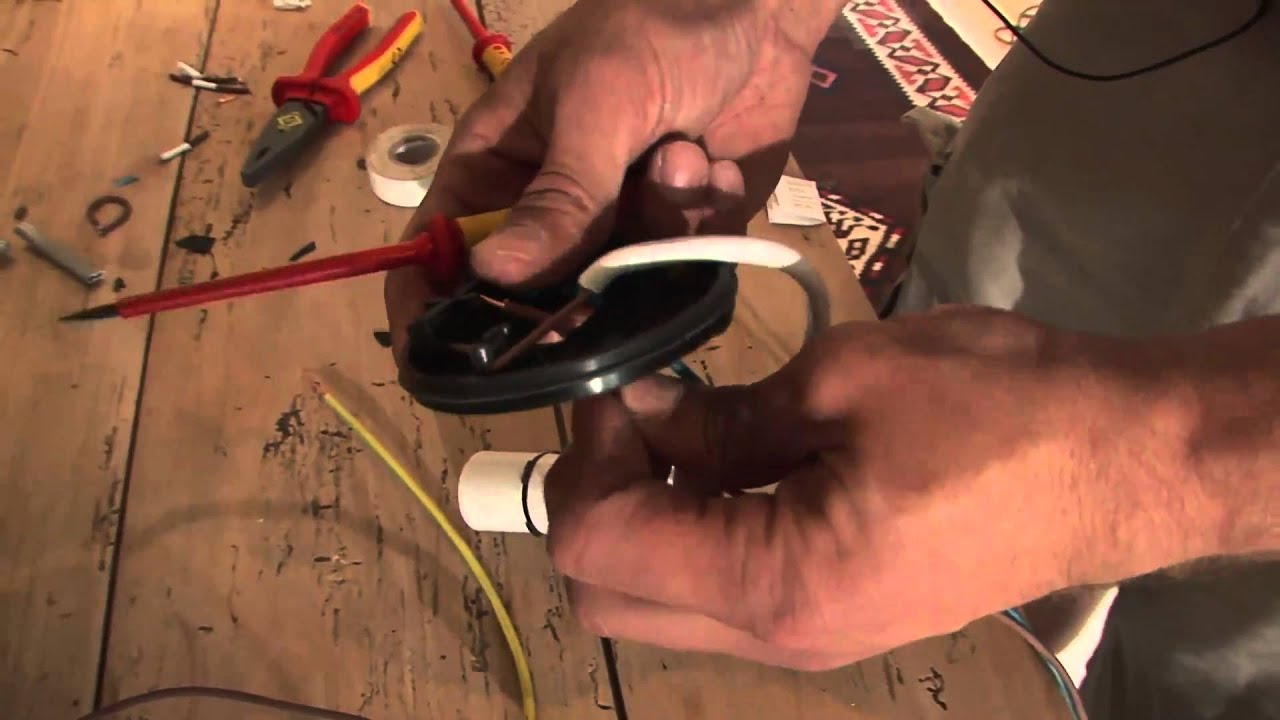 How To Wire Pendant Light Fixtures Youtube Wiring A Double Switch With 2 Lights