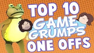 TOP 10 Game Grumps One-Offs Ever! [FAN VOTED]