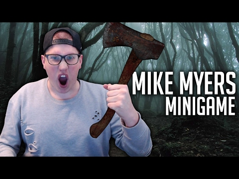 MIKE MYERS IN BLACK OPS 3!