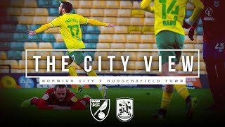 The City View | Norwich City v Huddersfield Town | 6.4.21