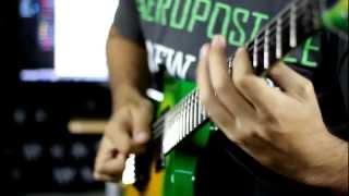 Arch Enemy - Bury Me An Angel Cover (Dean Razorback, ENGL E530)