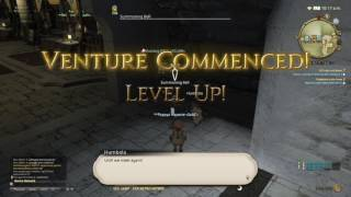 47. FFXIV PS4 Stream - Low-Level Alchemy and Gathering