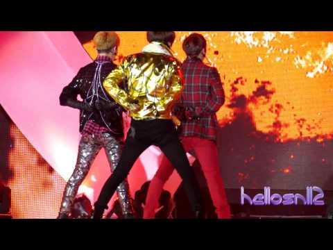 SHINee & EXO - Lucifer & Sherlock (Clue Part)