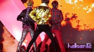 Taemin & Chanyeol focus - Lucifer & Sherlock (Clue Part) THANKS for...